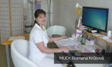 MUDr. Romana Krůtová